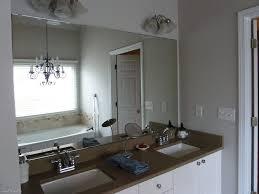 bathroom mirror ideas wooden dark brown square bathroom frame