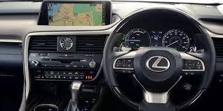 lexus jeep 2016 interior lexus rx review carwow