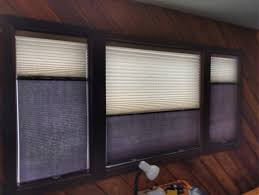 signature series unison shades installed by budget blinds of