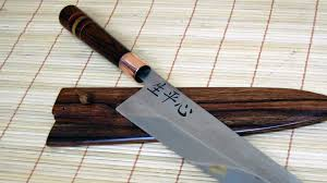 Japanese Style Kitchen Knives Tc Blades Custom Handmade Knives