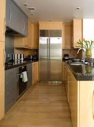 Kitchen Layouts Ideas Galley Style Kitchen Design Ideas For The Abode