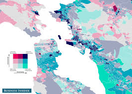 Chicago Suburbs Map Income And Racial Inequality Maps Business Insider