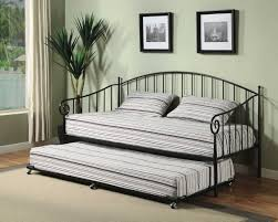 casual image of small bedroom decoration using light grey brown