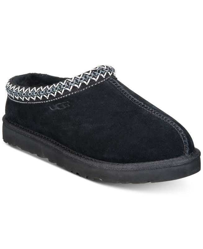 UGG Australia Tasman Black Slippers 5950-BLK