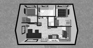 Free Online Floor Plan Software by 2 Bedroom 2 Bath House Plans 4 Terrific Black White House Plans