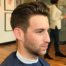 Trimmed Hairstyles For Men loose quiff haircut jpg