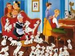 101 Dalmatians Wallpapers (dalmatians wallpapers 101 bilinick blogspot 1024x768)