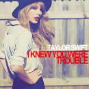 I KNEW YOU WERE TROUBLE LYRICS   TAYLOR SWIFT