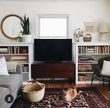 Best  Tv Placement Ideas On Pinterest Fireplace Shelves - Small living room furniture design