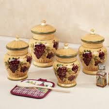 Vintage Kitchen Canister Set 100 Red Canister Sets Kitchen The Pioneer Woman Country