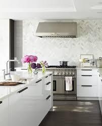 Kitchen Marble Backsplash Carrera Marble Backsplash Kitchen Traditional With Honed Statuary