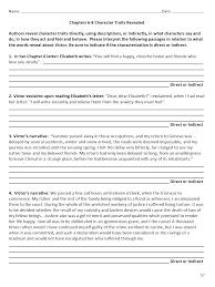 frankenstein teacher u0027s guide and lesson activity unit common core