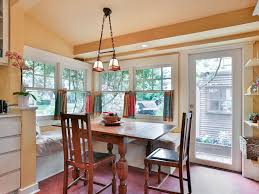country kitchen with french doors u0026 pendant light in portland or