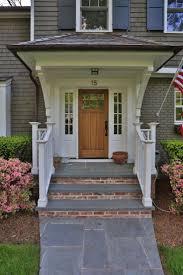 Modern Home Design Ideas Outside Best 25 Front Porch Steps Ideas On Pinterest Front Steps Porch
