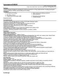 Medical Sales Resume Florida   Sales   Sales   Lewesmr