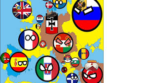 Map Of 1914 Europe by Making 1914 Countryballs Map Of Europe Youtube