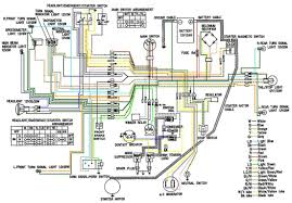cb450 wiring diagram honda vtc ace wiring and electrical system