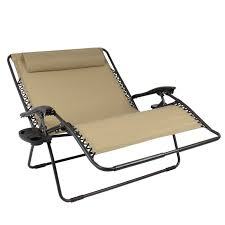 Replacement Parts For Zero Gravity Chairs Huge Folding 2 Person Gravity Chair Double Wide Patio Lounger With