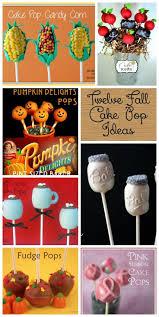 best 25 fall cake pops ideas only on pinterest caramel apples