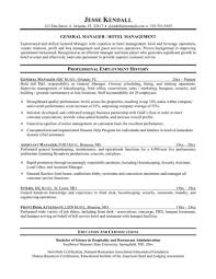 Cosmetologist Resume Objective Restaurant Resume Objective Resume For Your Job Application