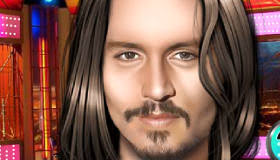 Free Superhero Dress Up      Johnny Depp     s Style
