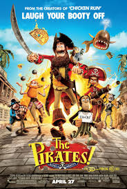 The Pirates Band Of Misfits (2012) izle