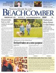 Vashon Maury Island Beachcomber  May          by Sound Publishing