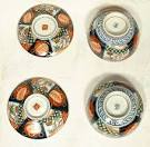 antique japanese porcelain imari bowls w