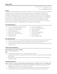 Management Consultant Resume Sample by Resume Best Practices Resume For Your Job Application