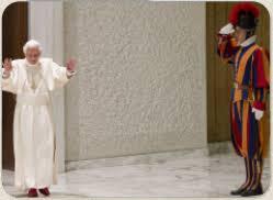 Бенедикт XVI апулийским паломникам: