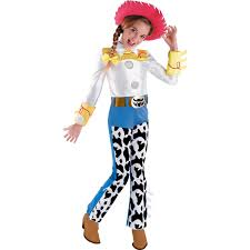 Kids Halloween Costumes Usa Disney Toy Story Jessie Deluxe Toddler Child Costume