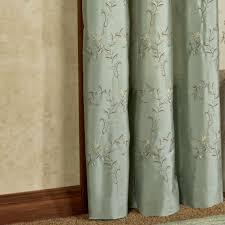 hawthorne embroidered window treatment