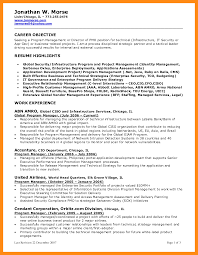 Sample Career Objectives For Resumes by 7 Manager Objective Resume Actor Resumed