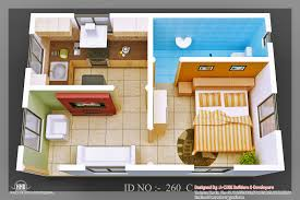 Small 2 Bedroom Cabin Plans Decor 3d House Plan Design Layout And 2 Bedroom House Plans