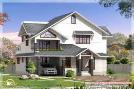 Modern Family Dunphy House Floor Plan by Indian Style House Elevations Kerala Home Design And Floor Plans
