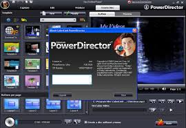 عملاق المونتاج الڤيديو CyberLink PowerDirector