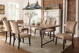 awesome upholstered dining room chairs with casters gallery home