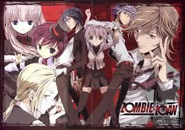 Zombie Loan Characters