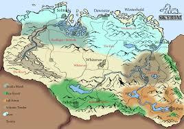 Morrowind Map Lore Compendium The Elder Scrolls Chronicles