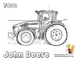 john deere combine coloring page at coloring page eson me