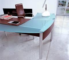 Contemporary Office Desk by Unique Contemporary Office Desk Glass Desks Modern And Design