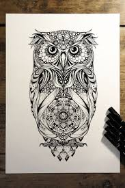 229 best tattoo art images on pinterest owl tattoos tattoo