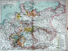 Detailed Map Of Germany by Atlas Of States Of Germany Wikimedia Commons