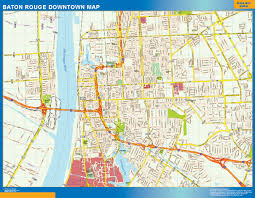 New Orleans Downtown Map by Usa Satates Mapmap Of Usa With Satates Usa Polical Map Map Of