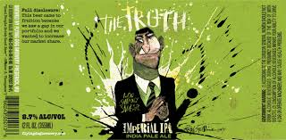 Flying Dog The Truth Imperial IPA joins year-round regional lineup
