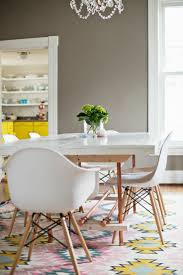 light and bright dining room design inspiration homedesignboard