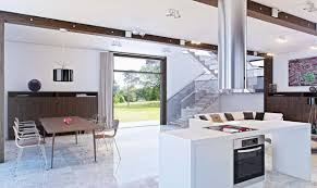 open kitchen family room floor plans voluptuo us