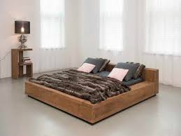 White Bedroom Furniture Design Bedroom Furniture Fearful Low Profile Platform Reclaimed Wood Bed