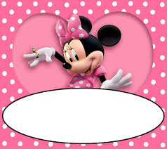 Create Birthday Invitation Card Online Use Our Printable Minnie Mouse Invitation Templates To Make Your