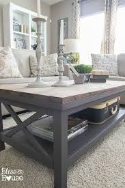 Best  Coffee Table Makeover Ideas On Pinterest Ottoman Ideas - Living room coffee table sets